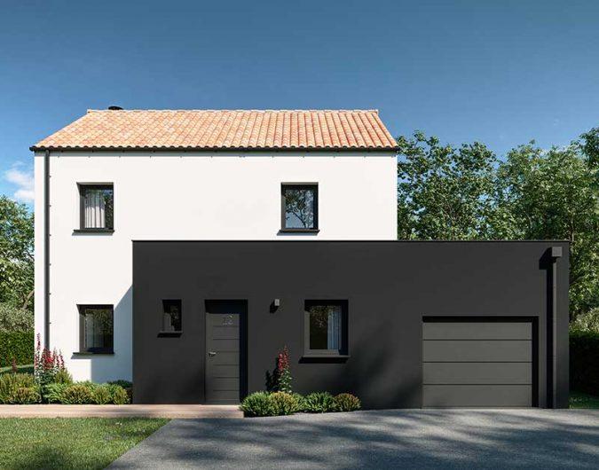 Plans de maisons classiques ou modernes, plain pied ou R+1 (page 1)