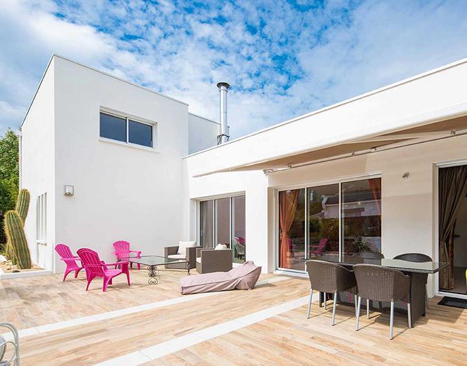 Maison contemporaine à La Baule avec 5 chambres