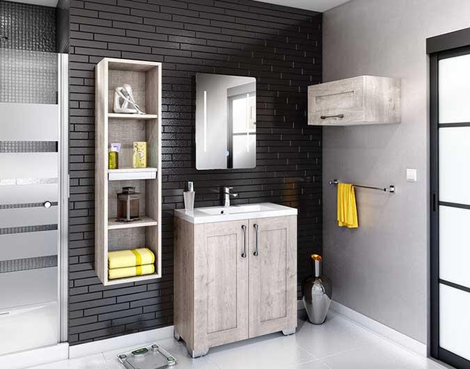 Salles de bain et salles d\'eau sur-mesure : les modèles ...