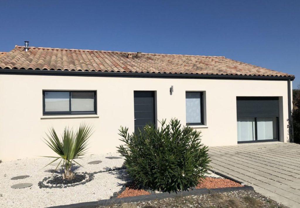 Maison traditionnelle avec 3 chambres à Olonne-sur-Mer